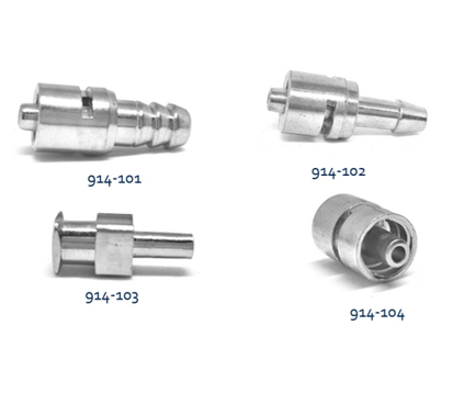 Swent® Medical Luers & S.S capillary tubes