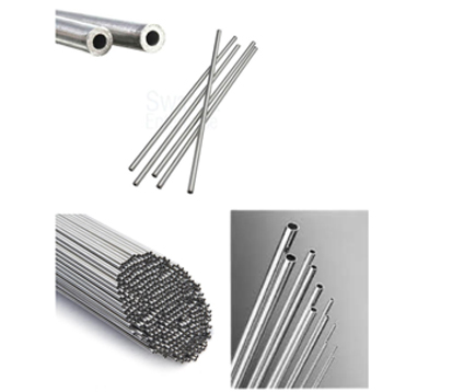 Stainless steel 304 capillary tubes for pharmaceutical and medical applications